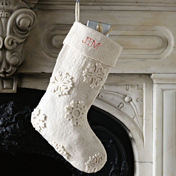 source - Christmas Stocking Design Ideas