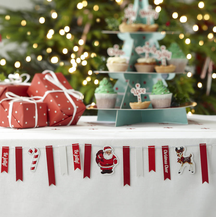 Gift ideas for christmas table setting
