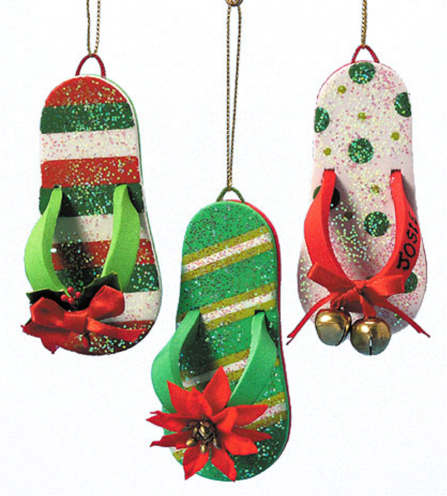 Themed christmas ornaments - Image Source