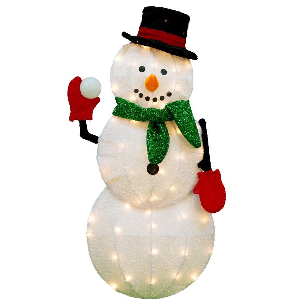 Snowman Christmas Decorations