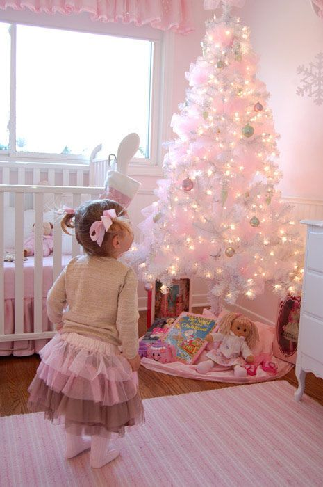source - Light Pink Christmas Tree
