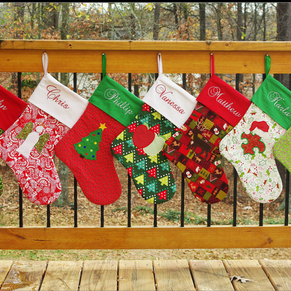 source - Christmas Socks Decoration