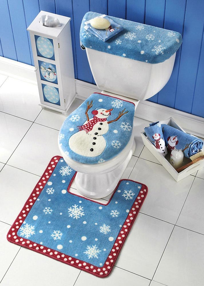 top 35 christmas bathroom decorations ideas christmas celebrations