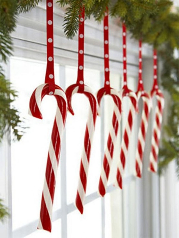 Top Candy Cane Christmas Decorations Ideas Christmas Celebrations - Best red christmas decor ideas