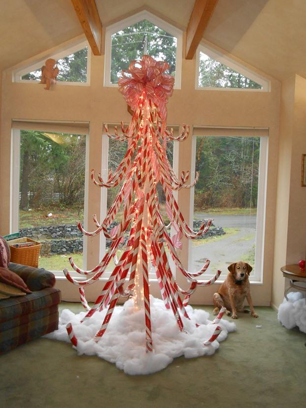 100 candy cane christmas decorations ideas candy cane chris