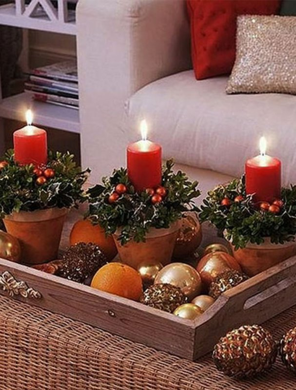 Top Red And Gold Christmas Decor Ideas Christmas