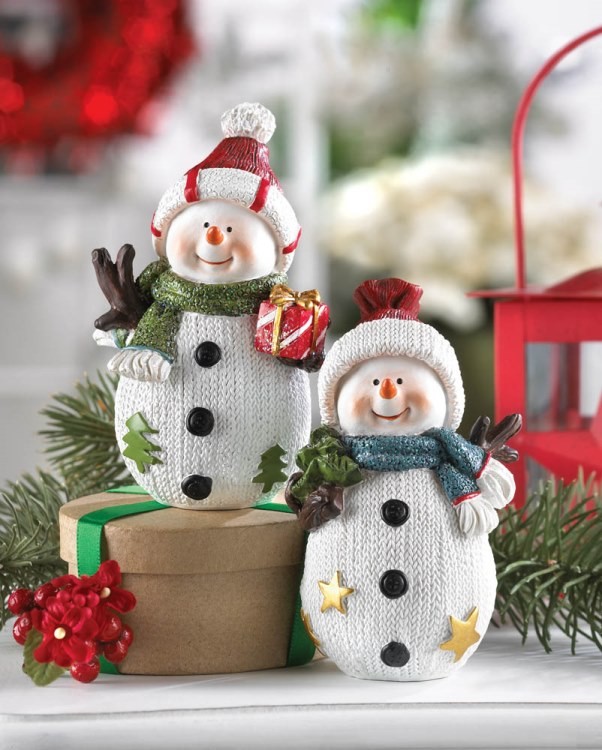 Top Snowman Christmas Decorations For Your Home