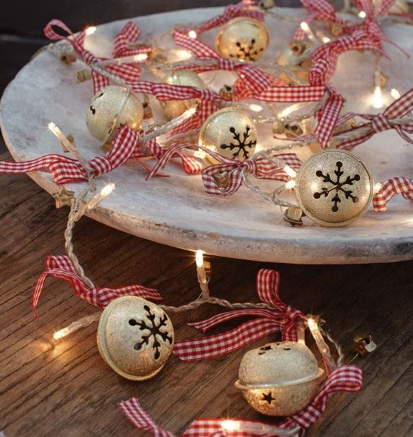 jingle bells lighting decoration source - Christmas Bells Decorations