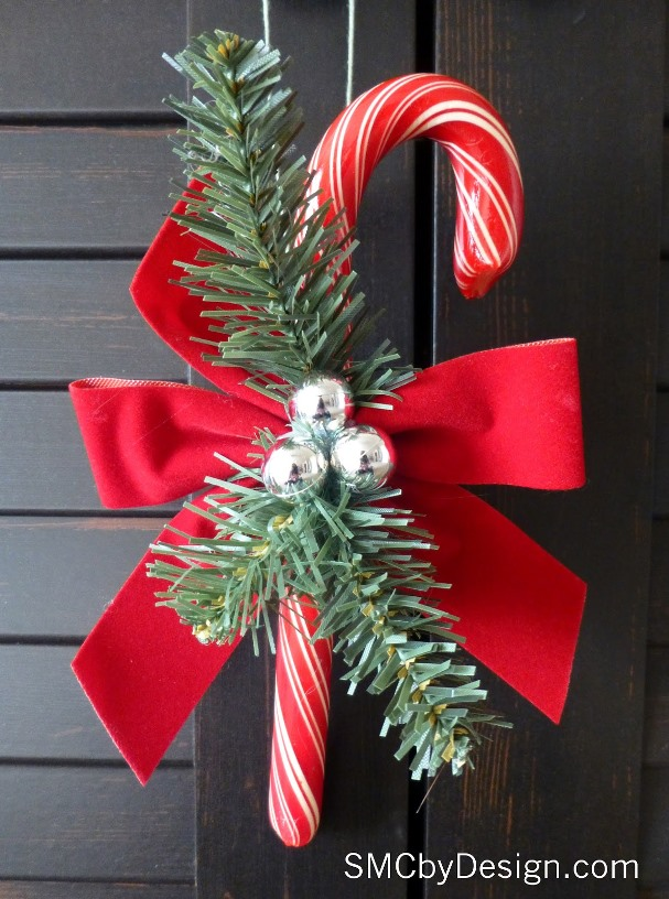 Top candy cane christmas decorations ideas