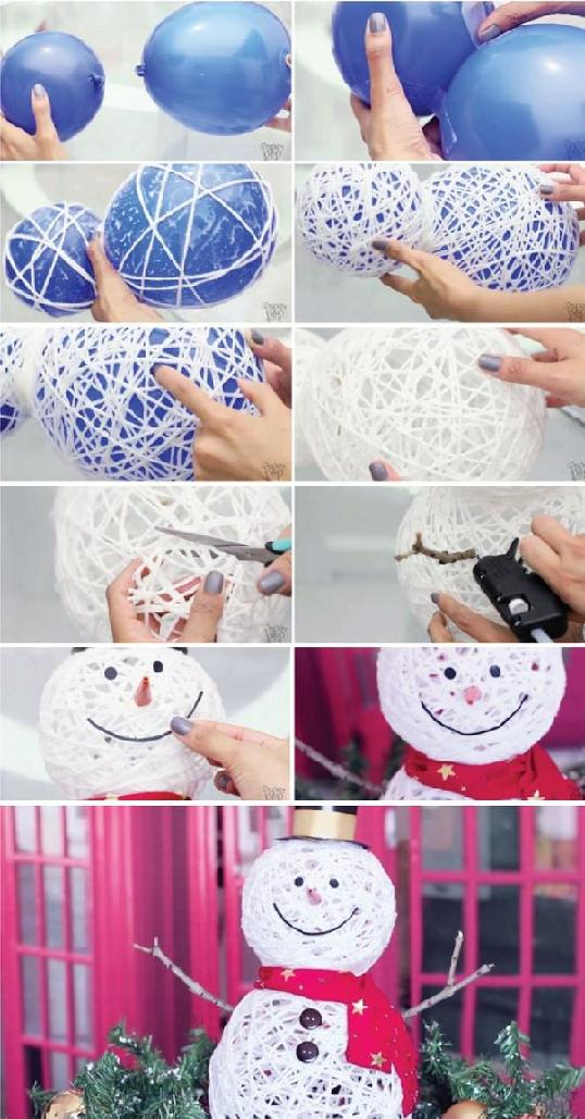Top 40 Fun Snowman Christmas Decorations For Your Home Christmas