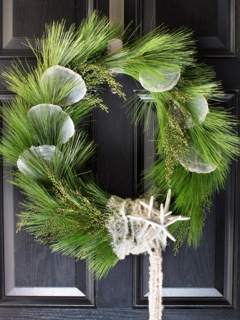 Beach Christmas Decorating Ideas