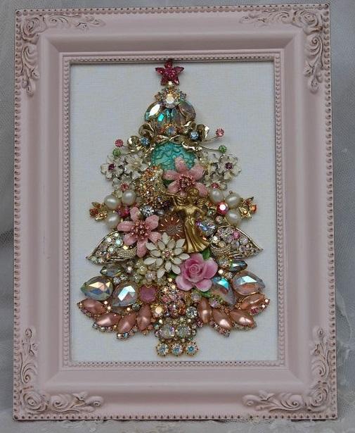 Wonderful Diy Ribbon Beads Christmas Tree: Top 40 Beaded Christmas Decorations