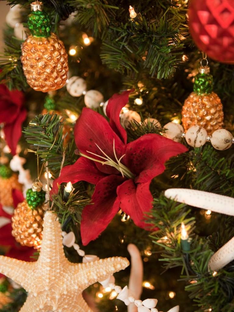 Christmas In Hawaii Decorations.Top 40 Beach Christmas Decorating Ideas Christmas
