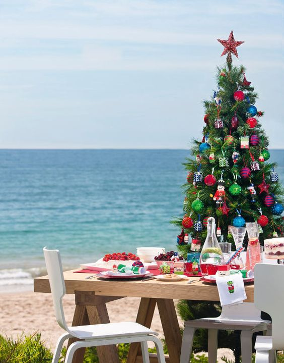 Top summer christmas decoration ideas christmas celebrations for Australia christmas decoration