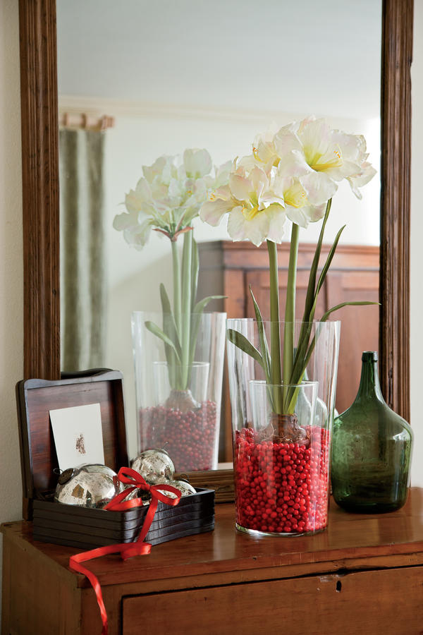 Top 40 christmas decoration ideas using cranberries Christmas table dressing