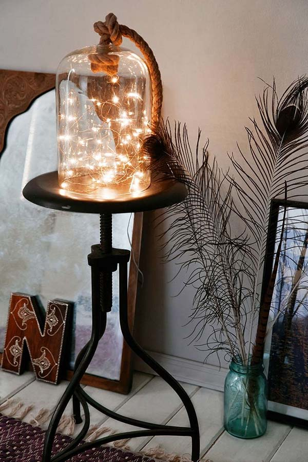 Top 40 Christmas Decoration With String Lights
