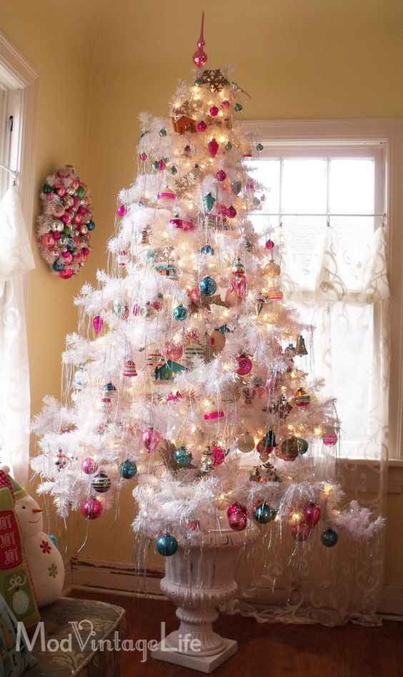 Top 40 Pastel Decoration Ideas For Christmas Christmas