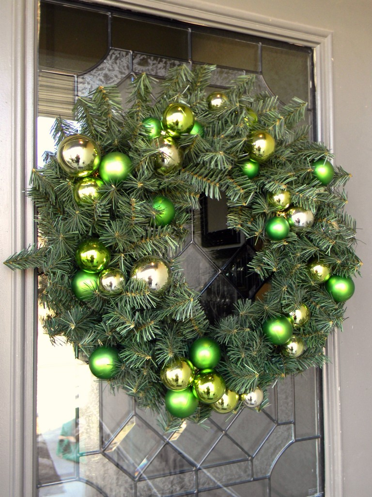 Top green christmas decoration ideas christmas celebration Christmas wreath decorations