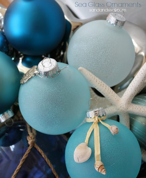 beach themed ornament source