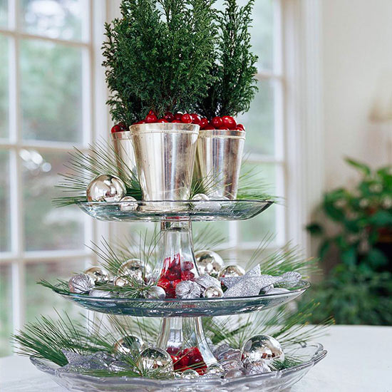 Top 40 Christmas Decoration Ideas Using Cranberries