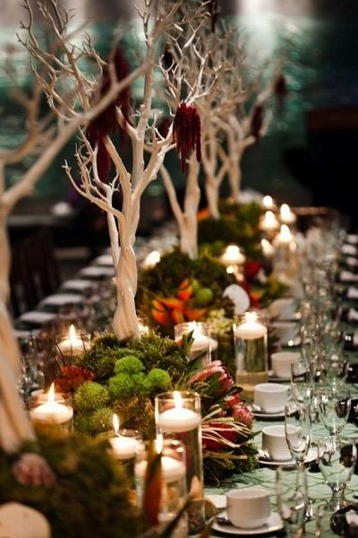 Outdoor Christmas Table Setting Ideas & Most Beautiful Outdoor Christmas Table Setting Ideas \u2013 Christmas ...