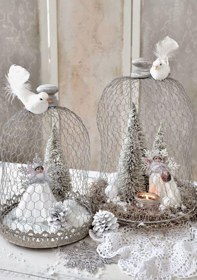 Make An Angel For Christmas Tree