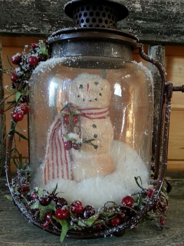 Top 40 Shabby Chic Christmas Decoration Ideas Christmas