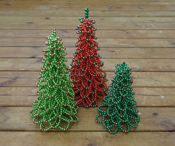 Making Christmas Bell Decorations
