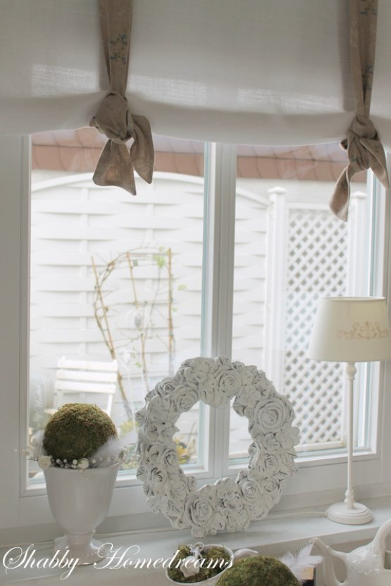 Top 40 Shabby Chic Christmas Decorations Christmas