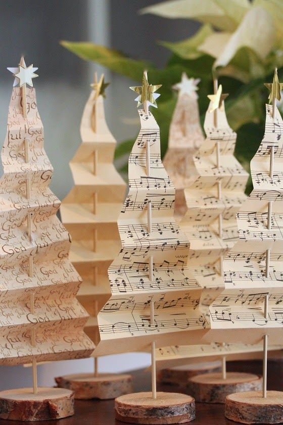Vintage Christmas Tree Ideas
