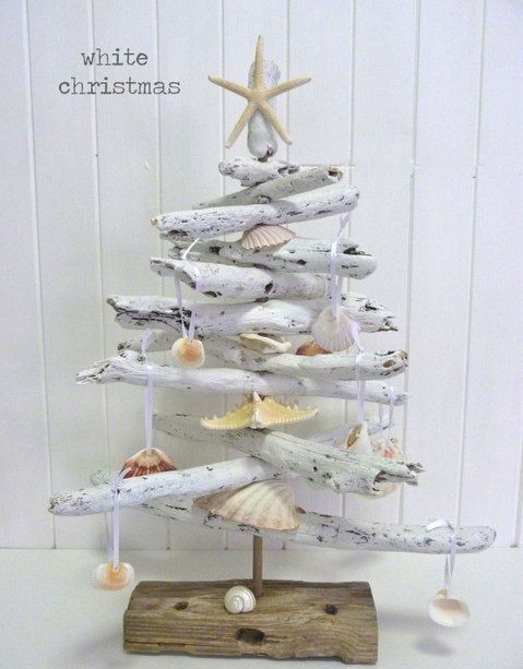 source - Beach Themed Christmas Decorations