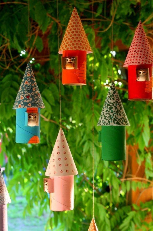 Christmas House Tree Ornaments Decorating Ideas