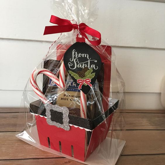 40 Christmas Gift Baskets Ideas - Christmas Celebration - All about ...