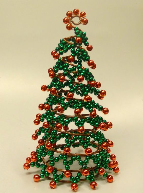 Christmas table decoration ideas beads : Top beaded christmas decorations celebrations