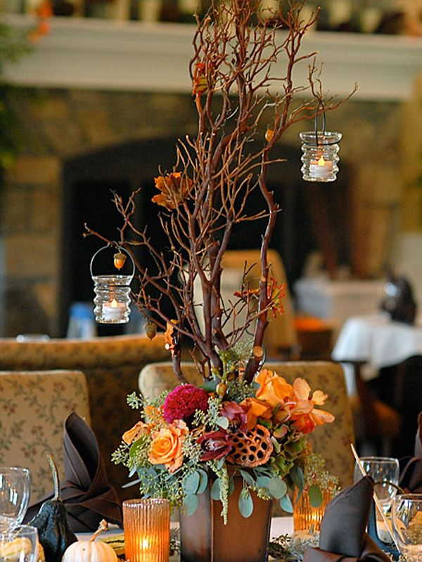 Stunning Christmas Centerpiece: Source Part 95