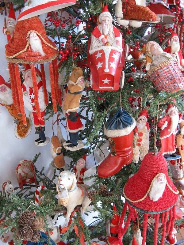 source - Japanese Christmas Tree Decorations