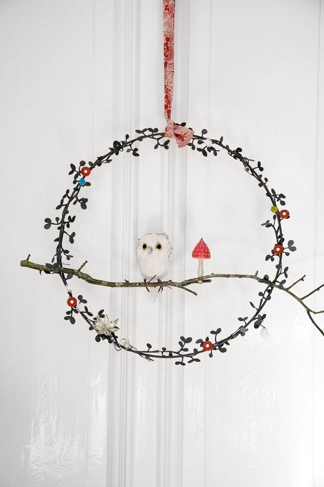 Most Stunning Nordic Christmas Wreaths Christmas