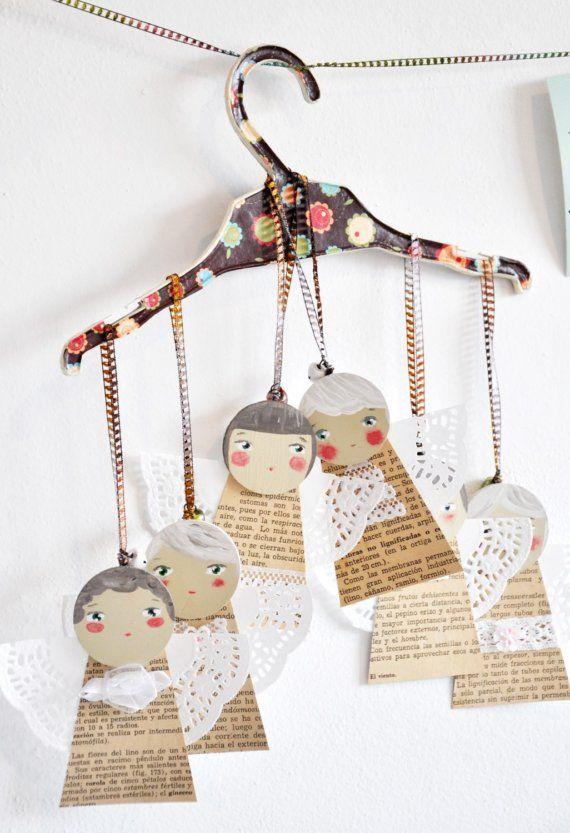 Divine And Beautiful Angel Christmas Decoration Ideas - Christmas ...