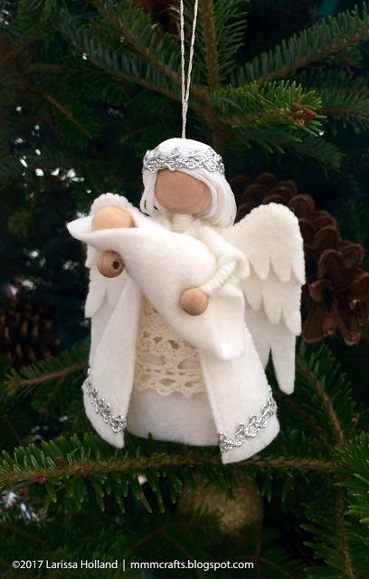This Angel Ornament Is For People Who Ve Lost Their Newborns It S A Way To Remind Them That Baby Has Flown Straight The