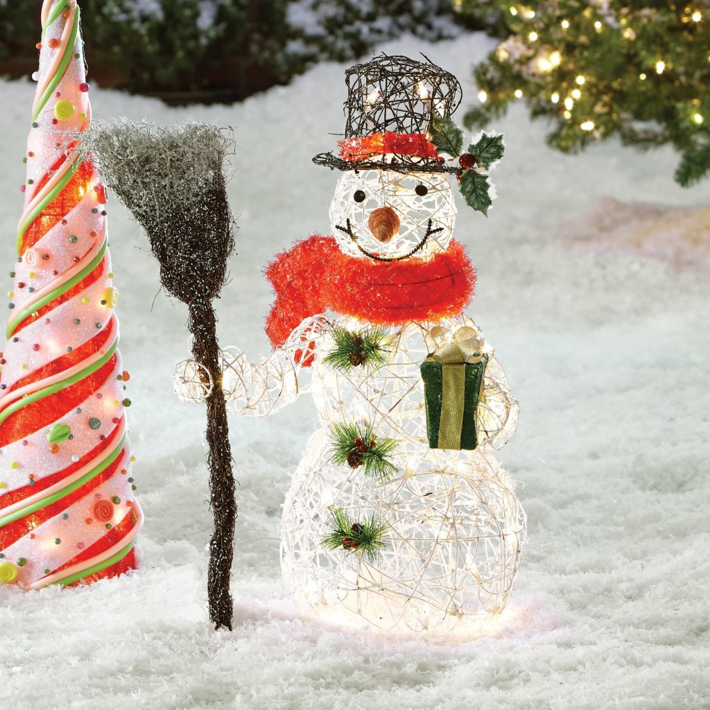 Christmas Lawn Decorations Ideas