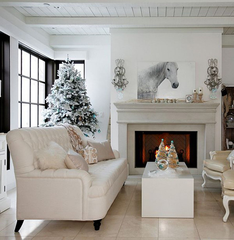 Modern christmas decor - D Cor Inspired By Wild Animals
