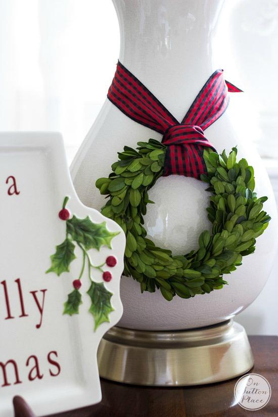 glass christmas decoration ideas 20