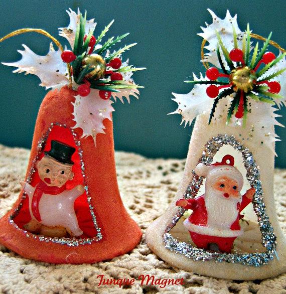 Retro Christmas Decorations Ideas