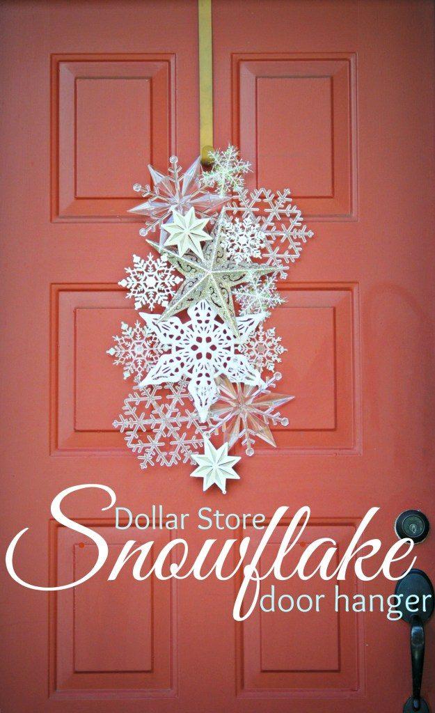 Snowflake Christmas Decoration Ideas – Christmas Celebration – All ...