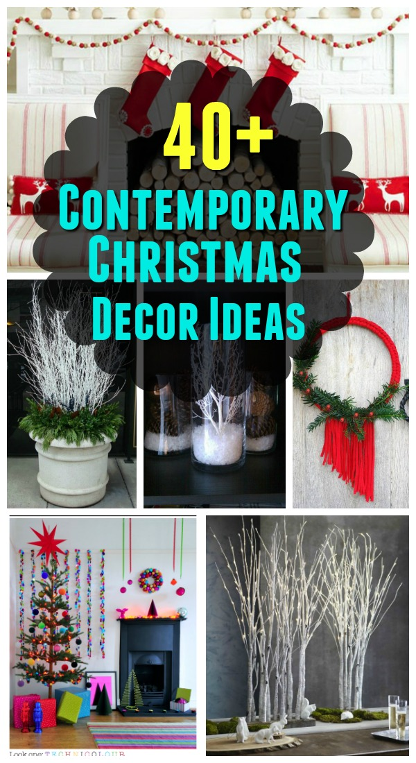 stunning contemporary christmas decoration ideas christmas rh christmas 365greetings com