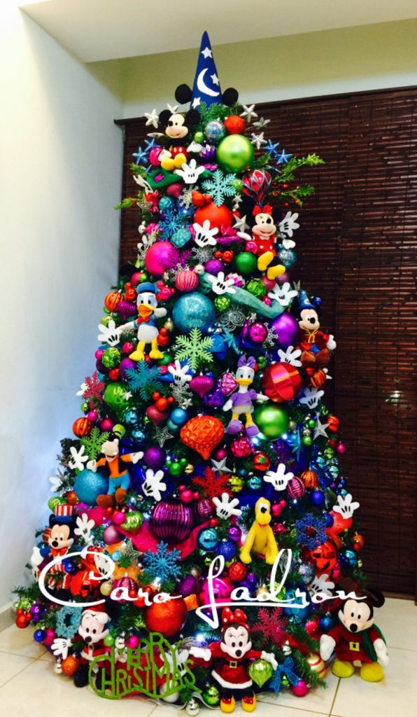 disney club house christmas tree