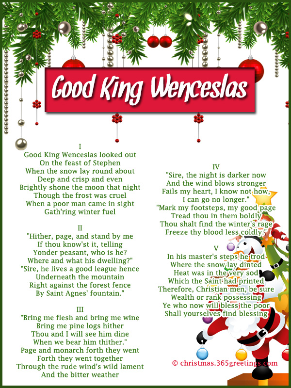 best christmas carols ever