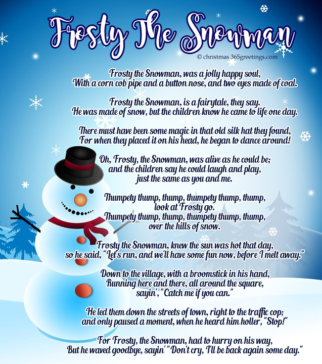 frosty-the-snowman-lyrics