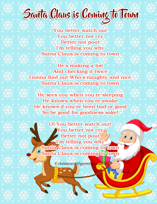 santa-claus-is-coming-to-town-lyrics