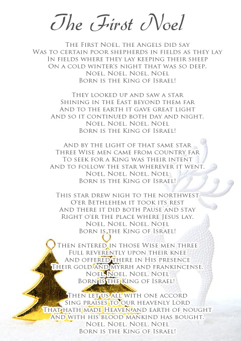 the-first-noel-lyrics